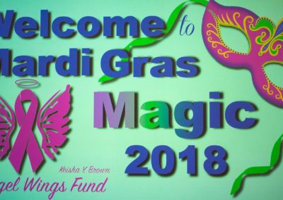 Mardi Gras Magic 2018